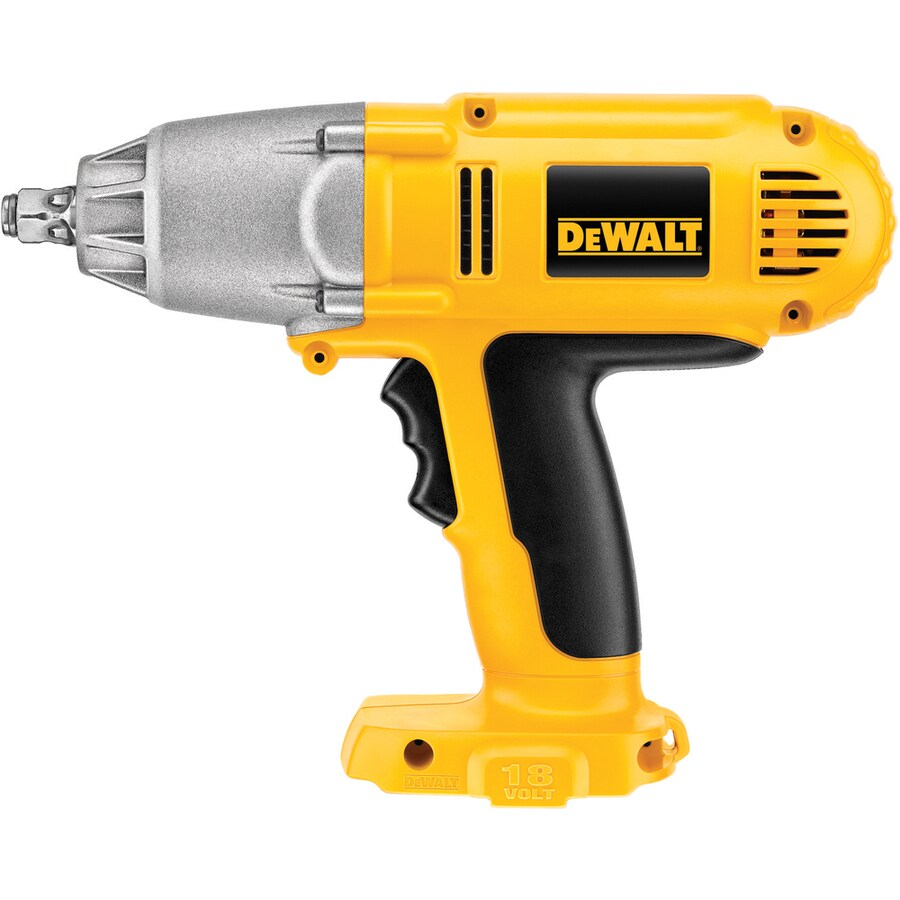 DEWALT 18-Volt 1/2-in Drive Cordless Impact Wrench (Bare Tool)