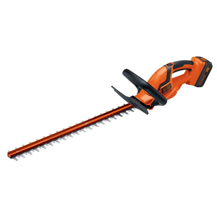 BLACK & DECKER 36-Volt 24-in Dual Cordless Hedge Trimmer