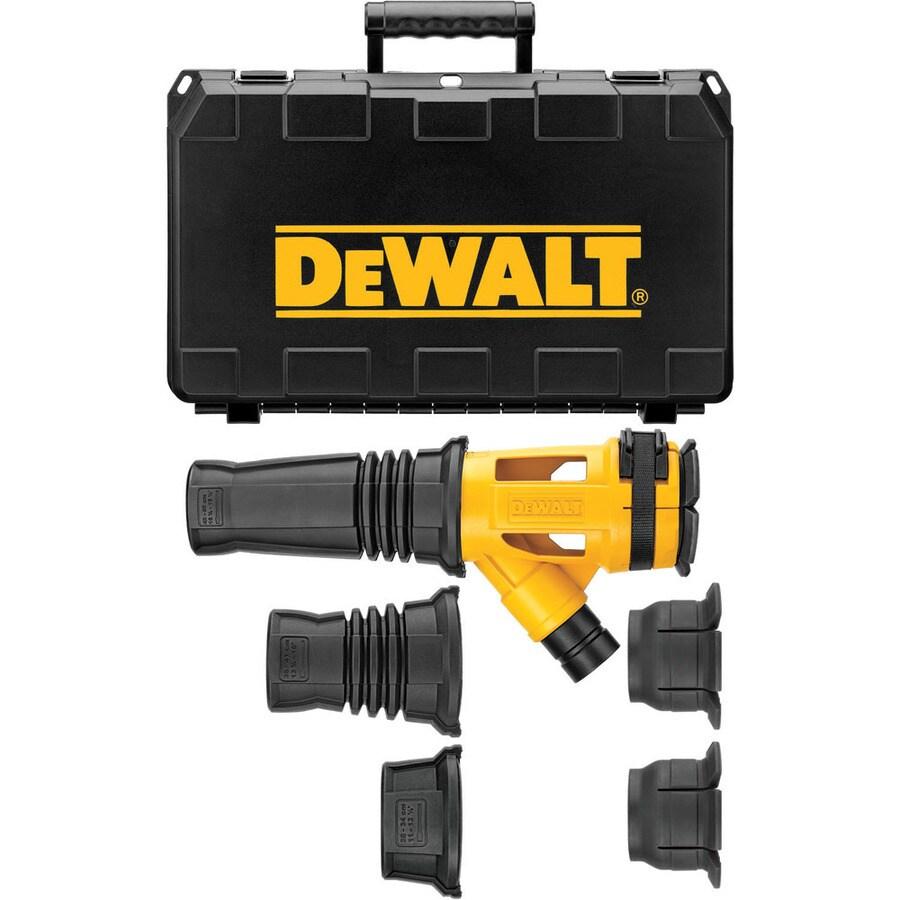 DEWALT Hammer Chipping Dust Extract
