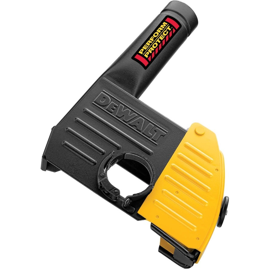 Shop DEWALT Tuckpointing Dust Collection Shroud At Lowescom