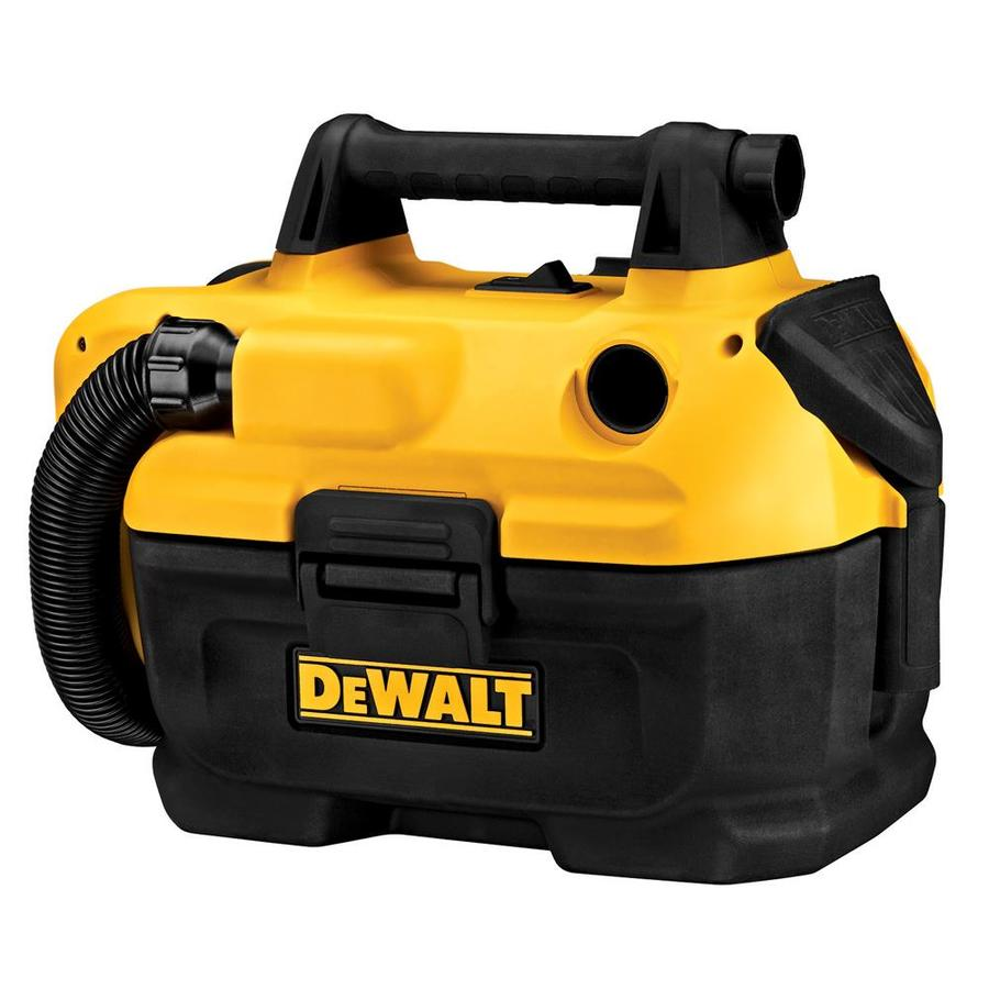 DEWALT 2-Gallon 1.85-Peak HP Shop Vacuum