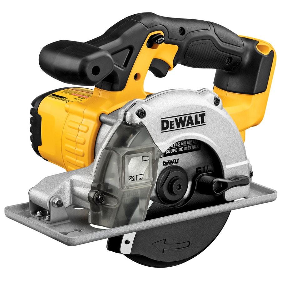DEWALT 5-1/2-in Cordless Circular Saw (Bare Tool)