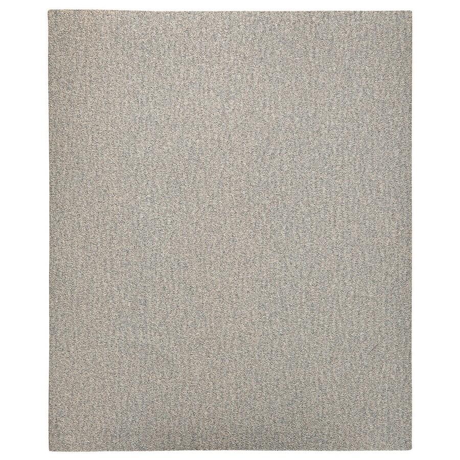 DEWALT 6-Pack 4.5-in W x 5.5-in L 60-Grit Commercial 1/4 Sandpaper Sheets