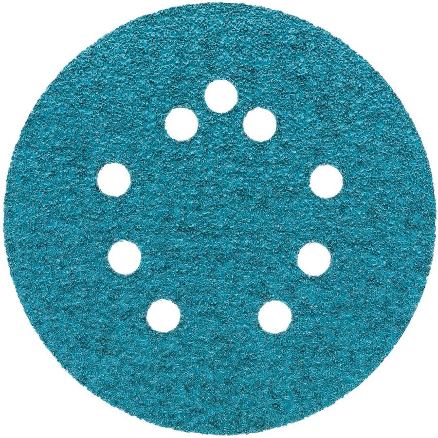DEWALT 4-Pack 5-in W x 5-in L 40-Grit Commercial Disc Sandpaper