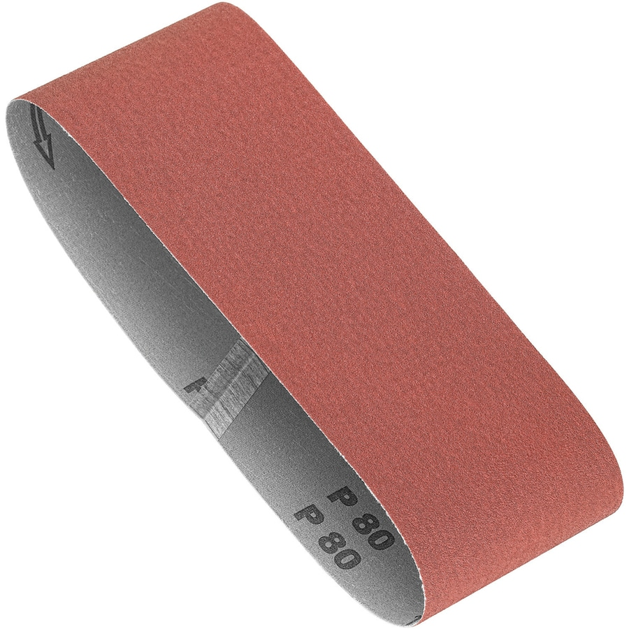 DEWALT 4-in W x 36-in L 50-Grit Commercial Sanding Belt Sandpaper