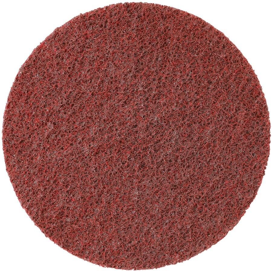 DEWALT 2-Pack 5-in W x 5-in L Industrial Non-Woven Discs Sandpaper