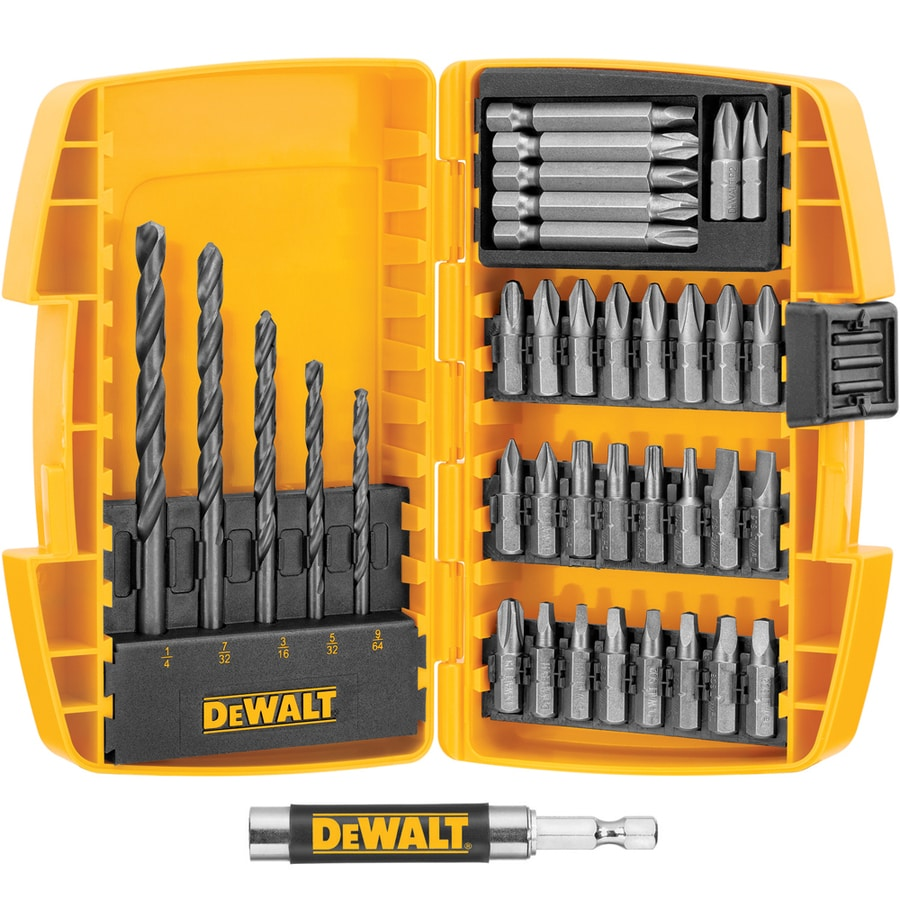 DEWALT 38-PieceDrilling and Driving Set