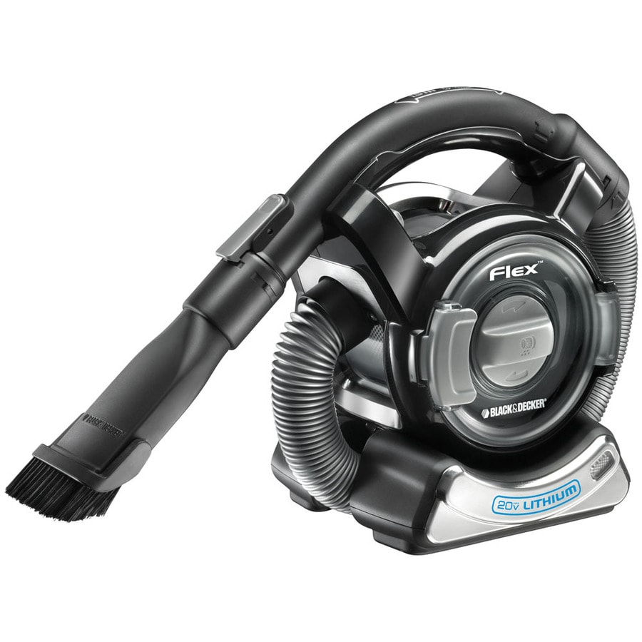 Shop Black Amp Decker Cordless Handheld Vacuum At Lowes Com