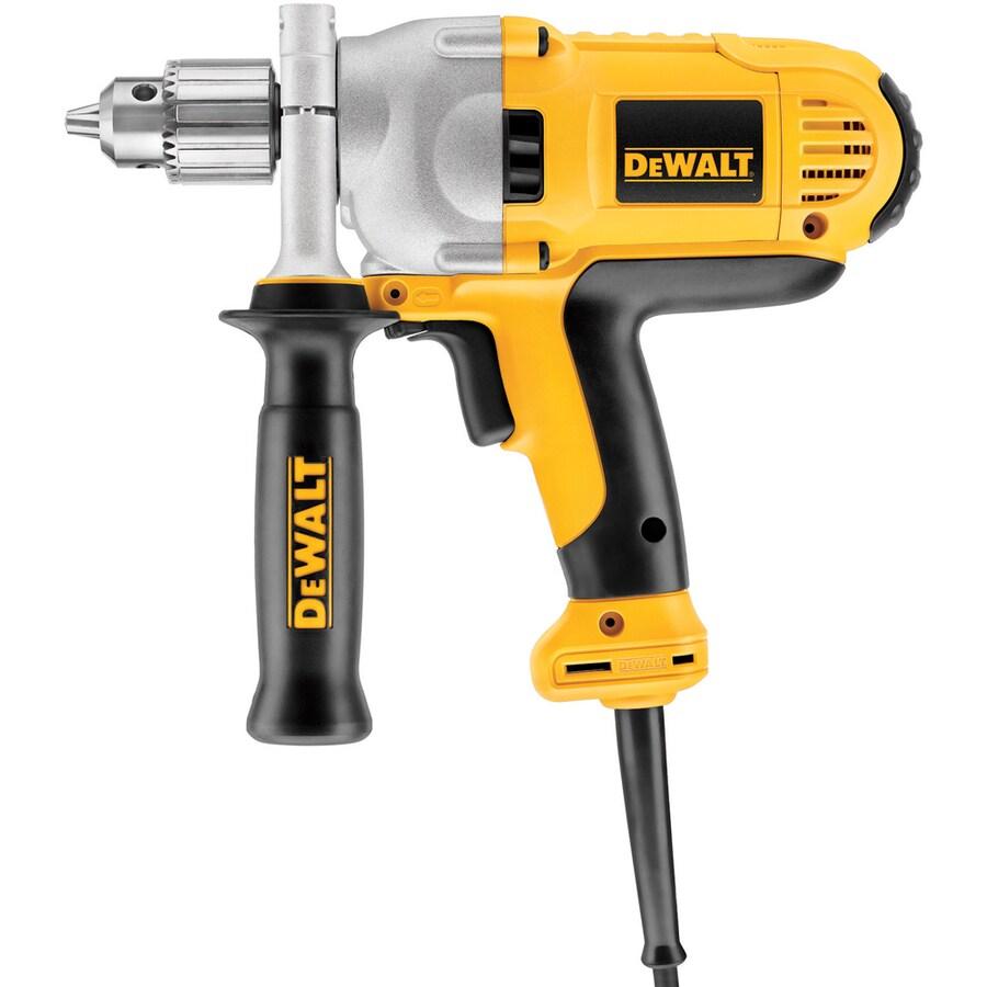 DEWALT 10.5-Amp 1/2-in Keyed Corded Drill
