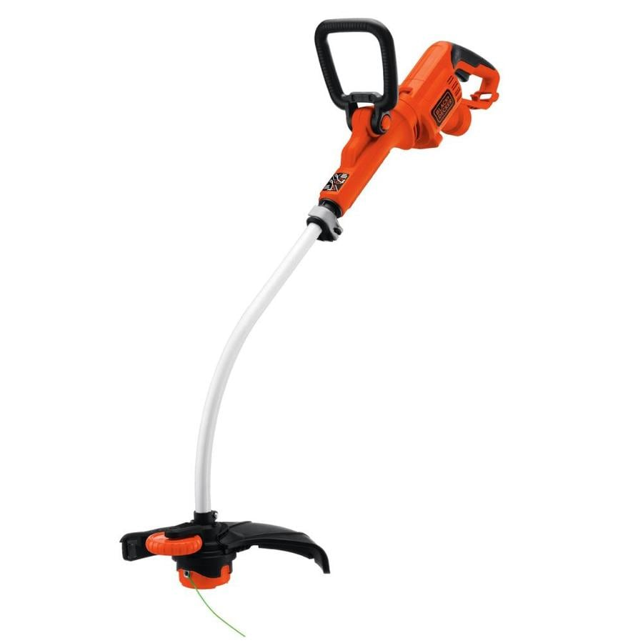 BLACK & DECKER 7.5-Amp 14-in Corded Electric String Trimmer and Edger