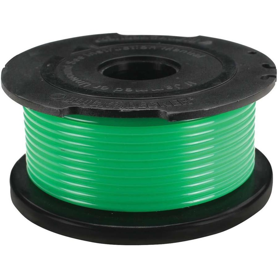 BLACK & DECKER 20-ft Spool 0.08-in Trimmer Line