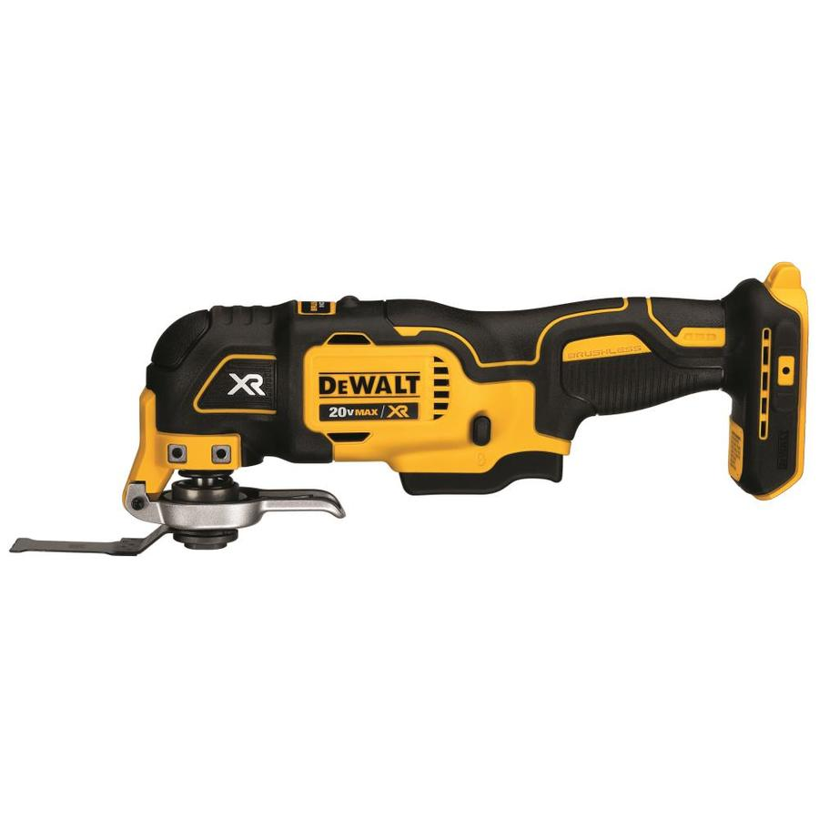 DEWALT 2-Piece Cordless 20-Volt Oscillating Tool Kit