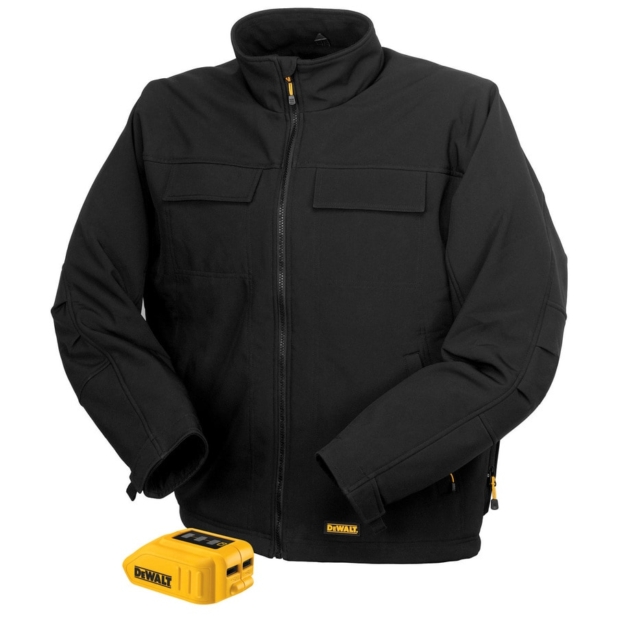 DEWALT X-Large Black Lithium Ion Heated Jacket