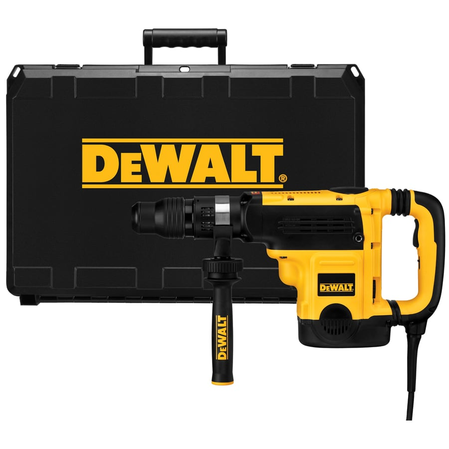 shop dewalt sds max corded hammer drill at. Black Bedroom Furniture Sets. Home Design Ideas