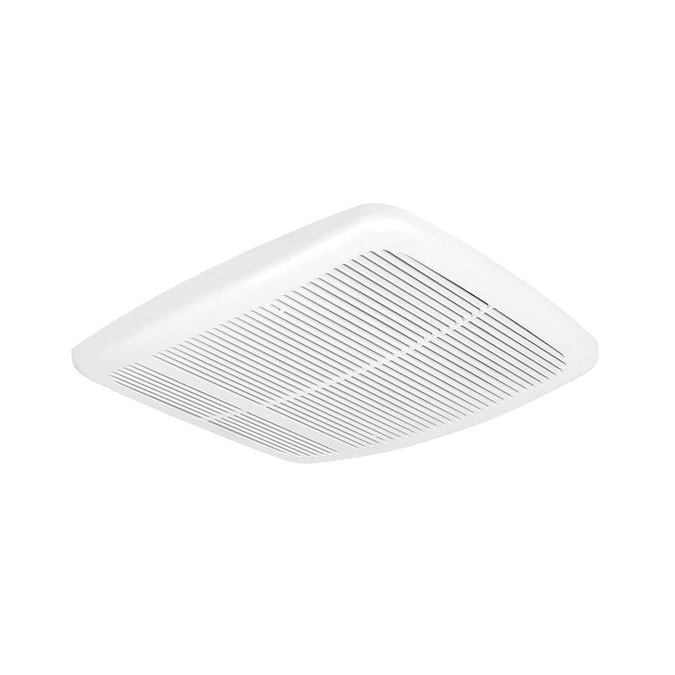 Delta Breez Radiance 1.5-Sone 80-CFM White Bathroom Fan ...
