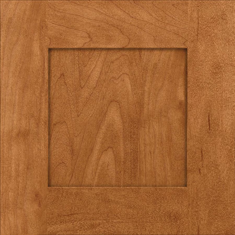 Shop KraftMaid Durham Maple Praline 15-in X 15-in Praline