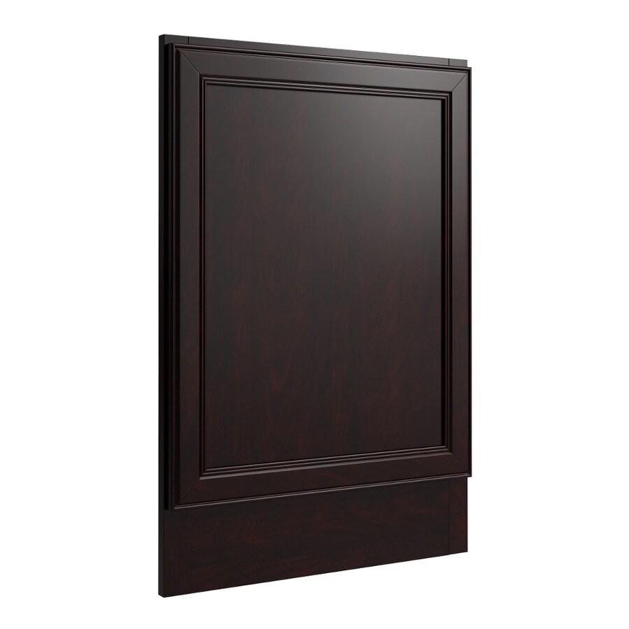 KraftMaid Momentum Kona Standard Bellamy Decorative End Panel (Common: 21-in x 0.937 x 31.5-in; Actual: 20.25-in x 0.937 x 31.5-in)