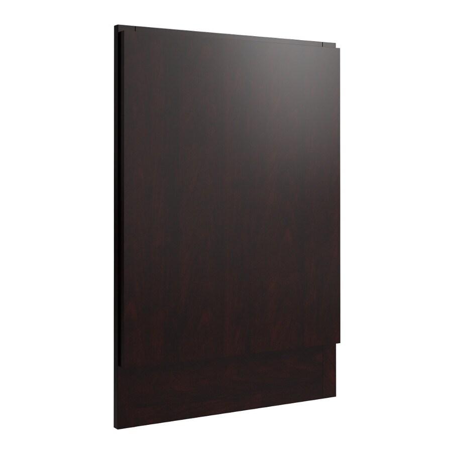 KraftMaid Momentum Kona Standard Frontier Decorative End Panel (Common: 21-in x 0.937 x 31.5-in; Actual: 20.25-in x 0.937 x 31.5-in)