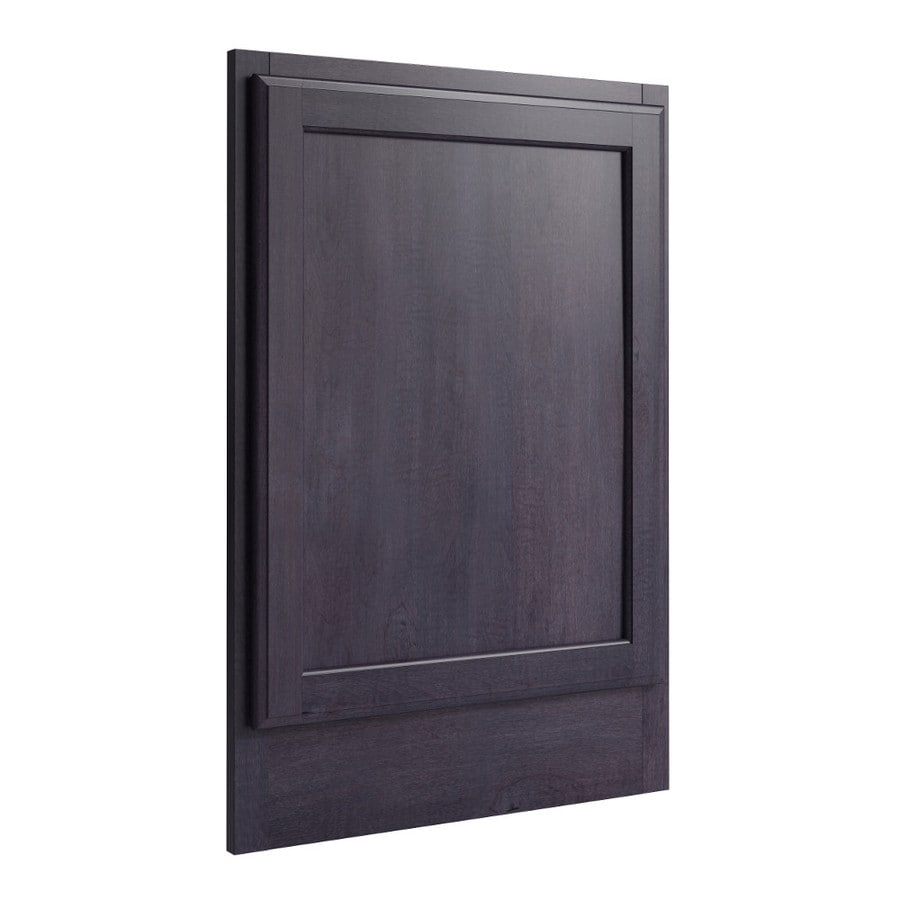 KraftMaid Momentum Dusk Standard Kingston Decorative End Panel (Common: 21-in x 0.937 x 31.5-in; Actual: 20.25-in x 0.937 x 31.5-in)