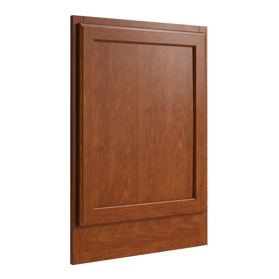 KraftMaid Momentum Sable Standard Kingston Decorative End Panel (Common: 21-in x 0.937 x 31.5-in; Actual: 20.25-in x 0.937 x 31.5-in)