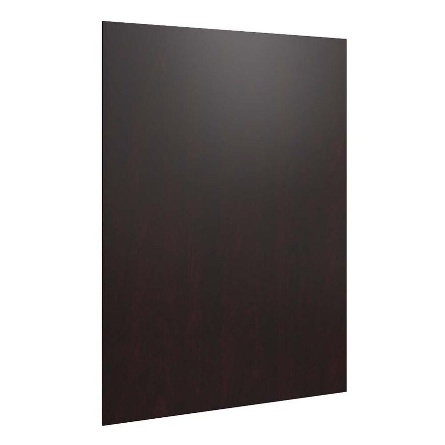 KraftMaid Momentum Kona Standard Bellamy Flush-Fit End Panel (Common: 24-in x 0.187 x 34.5-in; Actual: 24-in x 0.187 x 34.5-in)