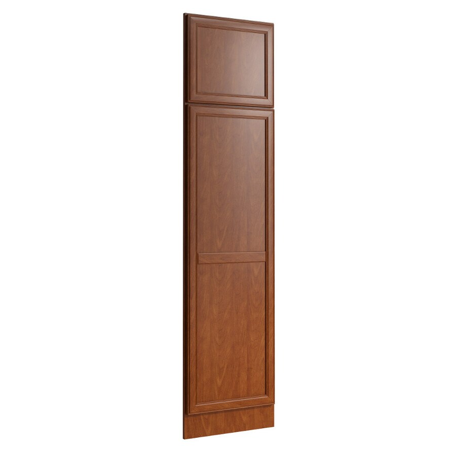 KraftMaid Momentum Sable Standard Bellamy Decorative End Panel (Common: 21-in x 0.937 x 84-in; Actual: 20.25-in x 0.937 x 84-in)