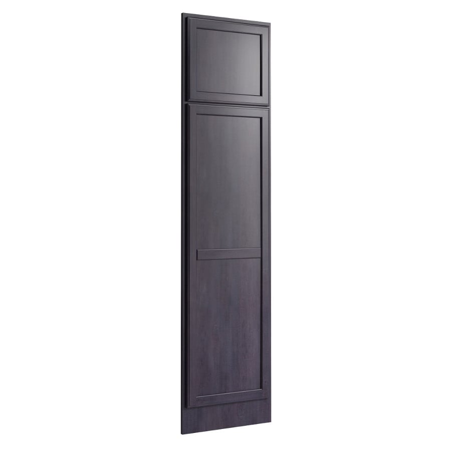 KraftMaid Momentum Dusk Standard Kingston Decorative End Panel (Common: 21-in x 0.937 x 84-in; Actual: 20.25-in x 0.937 x 84-in)