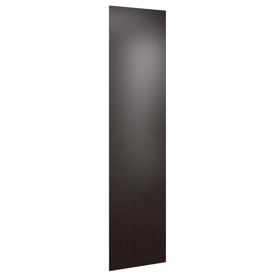 KraftMaid Momentum Kona Standard Bellamy Flush-Fit End Panel (Common: 24-in x 0.187 x 96-in; Actual: 23.25-in x 0.187 x 96-in)