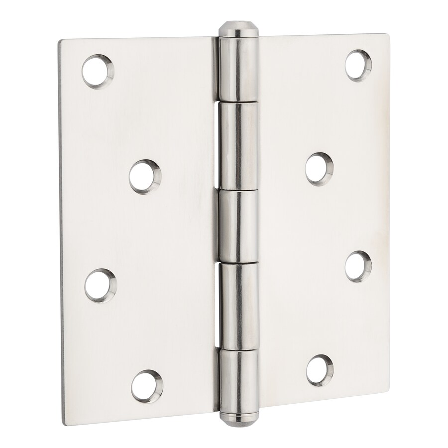 Shop Gatehouse 4 In H Stainless Steel Interior Exterior
