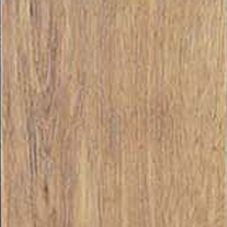 Style Selections Millbrook Oak Wood Look Porcelain Floor and Wall Tile (Common: 12-in x 12-in; Actual: 11.85-in x 11.85-in)