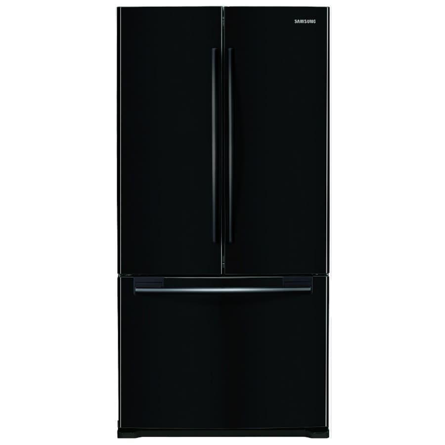 Shop samsung ft counter depth french door for 17 cu ft french door refrigerator