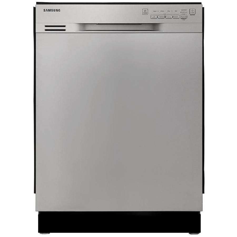 Shop Samsung 50-Decibel Built-In Dishwasherwith Hard Food