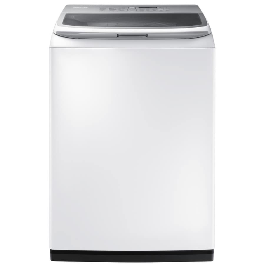 Samsung Activewash 4.5-cu ft High-Efficiency Top-Load Washer (White) ENERGY STAR