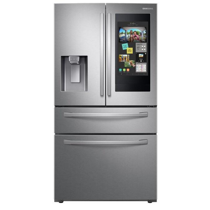 Shop 4-Door French Door Refrigerator from Lowes on Openhaus