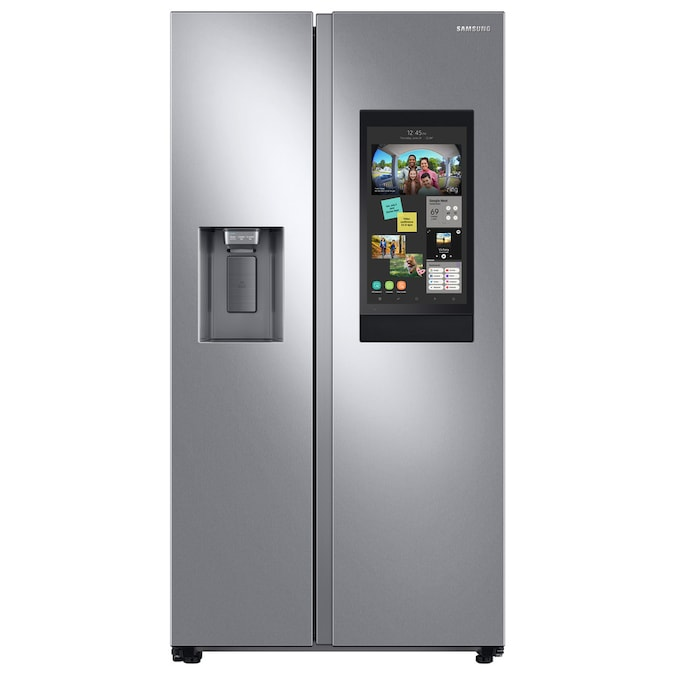 Samsung Side-by-Side Refrigerators #RS22T5561SR