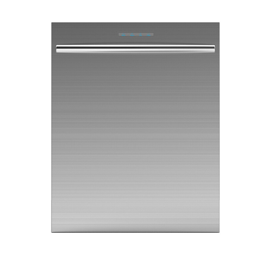 Samsung 46-Decibel Built-In Dishwasher with Hard Food Disposer (Stainless Steel) (Common: 24-in; Actual: 23.875-in)