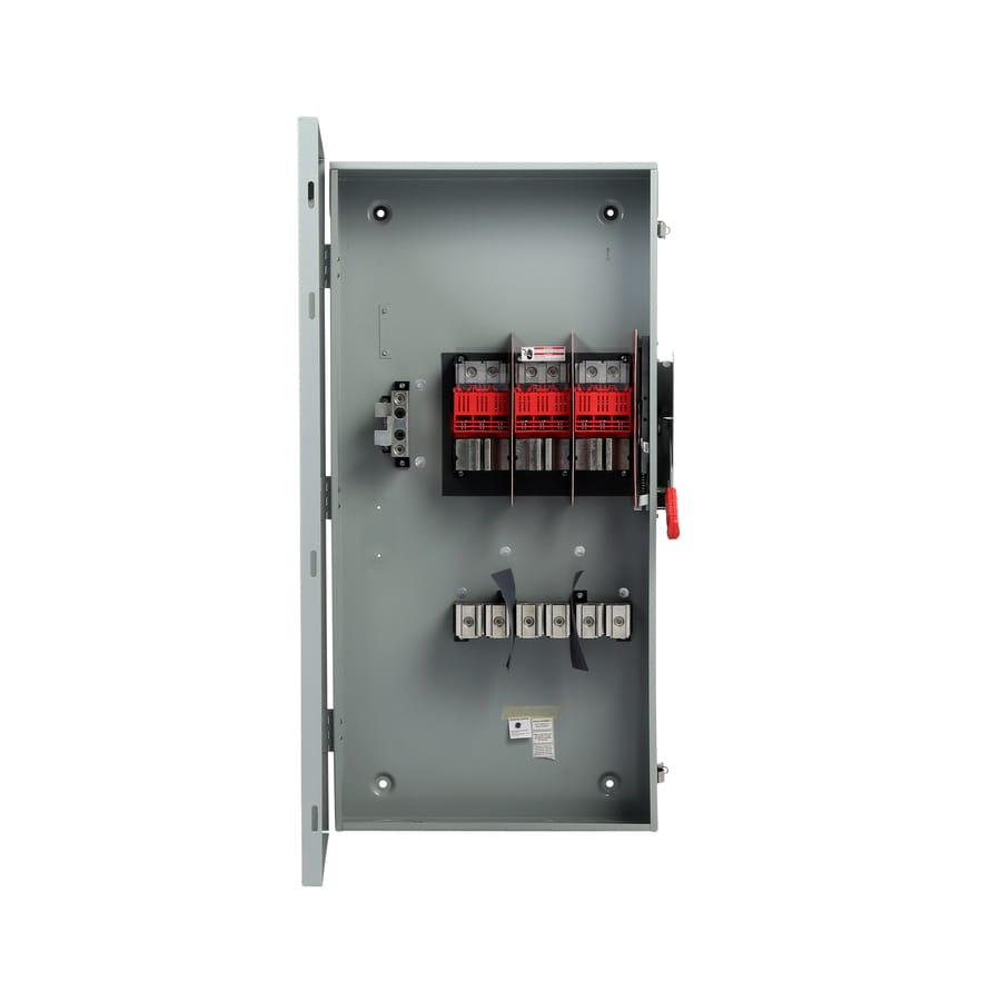 Siemens 600-Amp Fusible Metallic Safety Switch