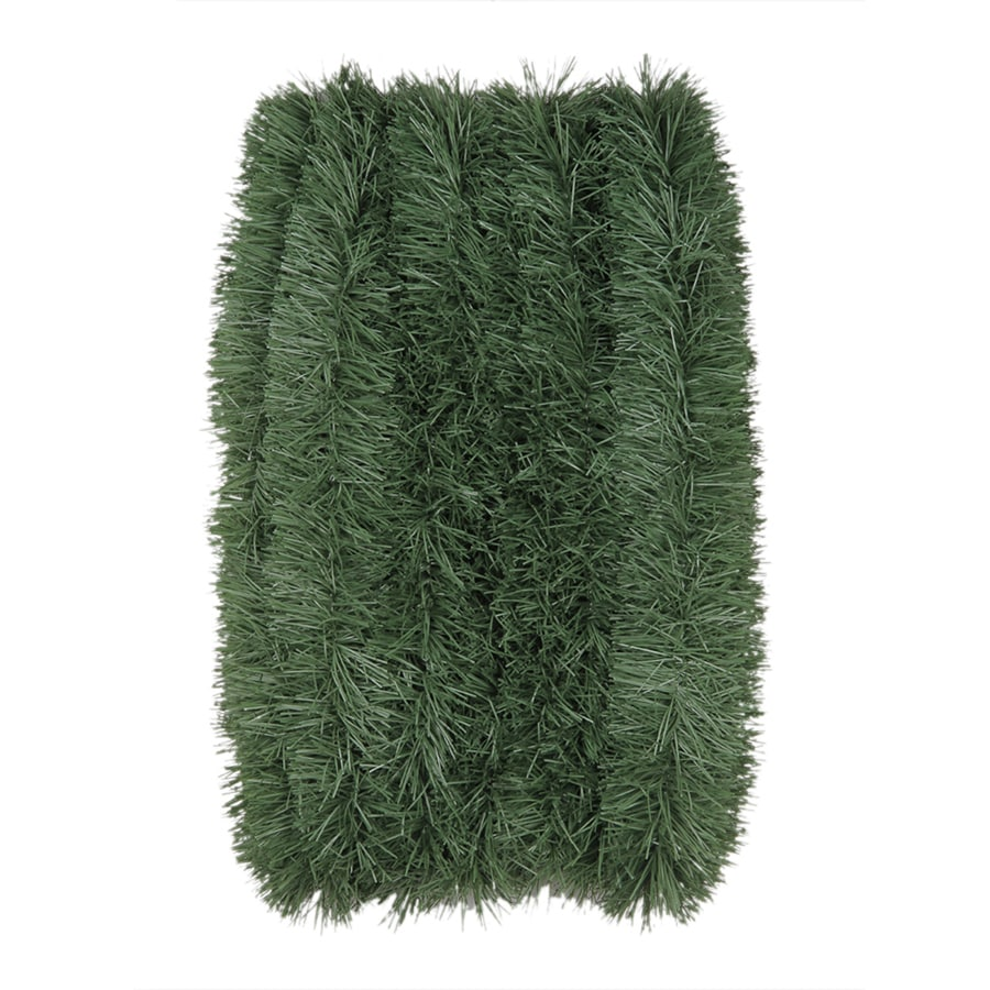 Holiday Living 3-in x 100-ft Indoor/Outdoor Soft Pine Artificial Christmas Garland