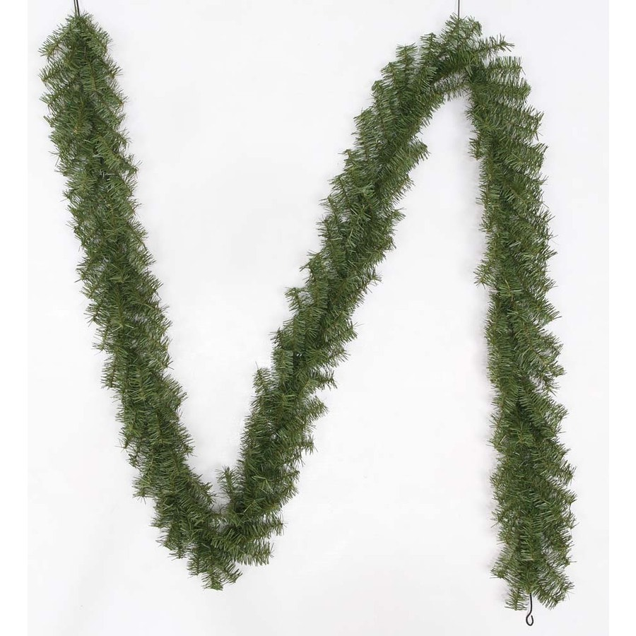 Holiday Living Indoor/Outdoor 9-ft L Vernon Fir Garland