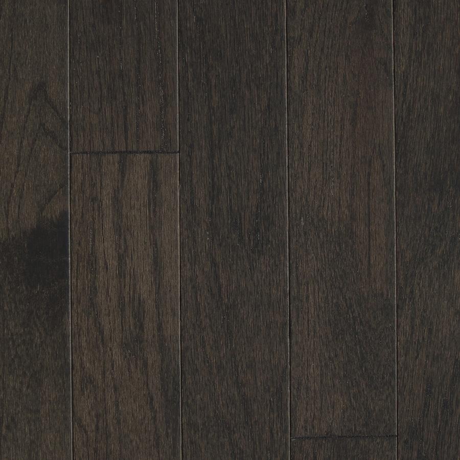 Mullican Flooring Smooth Oak Wood Planks Sample (Barrel Oak)