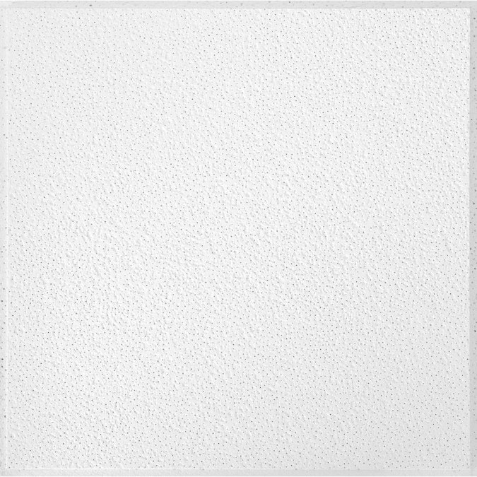 Armstrong Ceilings Brighton ceiling panel sample 6-in x 6
