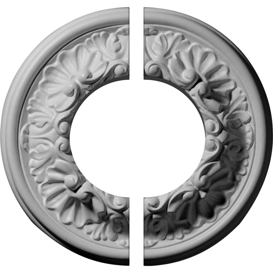 Ekena Millwork Odessa 7.5-in x 7.5-in Urethane Ceiling Medallion