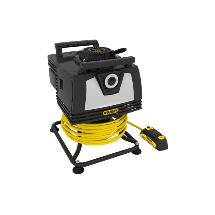 Stanley 2,250-Running Watts Portable Generator with Stanley Engine