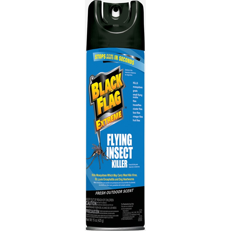 BLACK FLAG Extreme Flying Insect Killer Aerosol Outdoor Fresh Scent