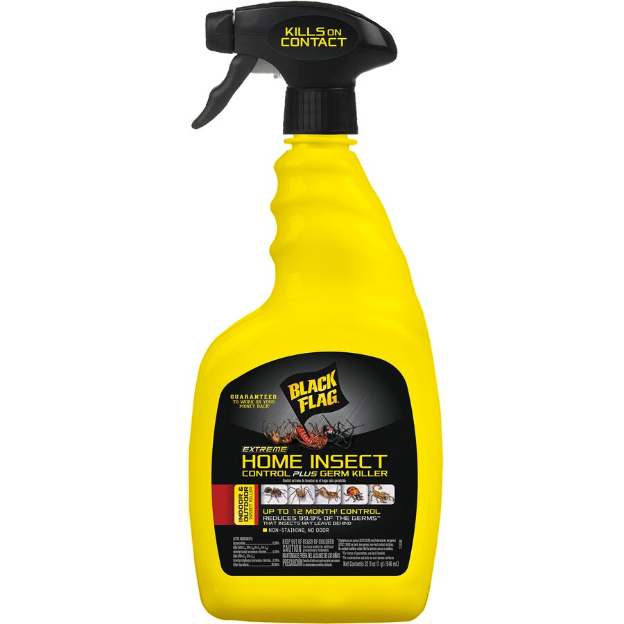 BLACK FLAG Extreme Home Insect Control Plus Germ Killer Ready-To-Use