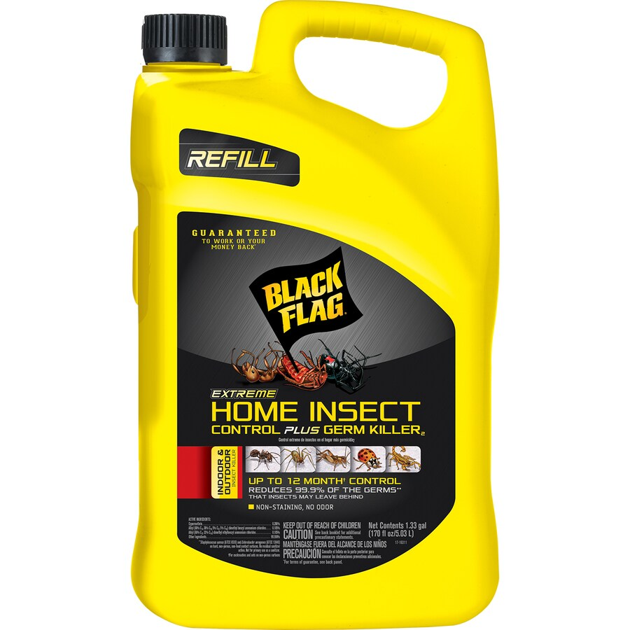 BLACK FLAG Home Insect Control Accushot Refill