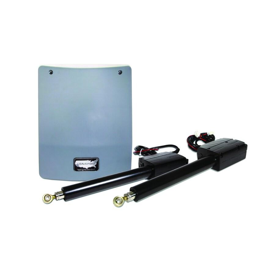 Shop sentry ft dual swing universal battery gate opener