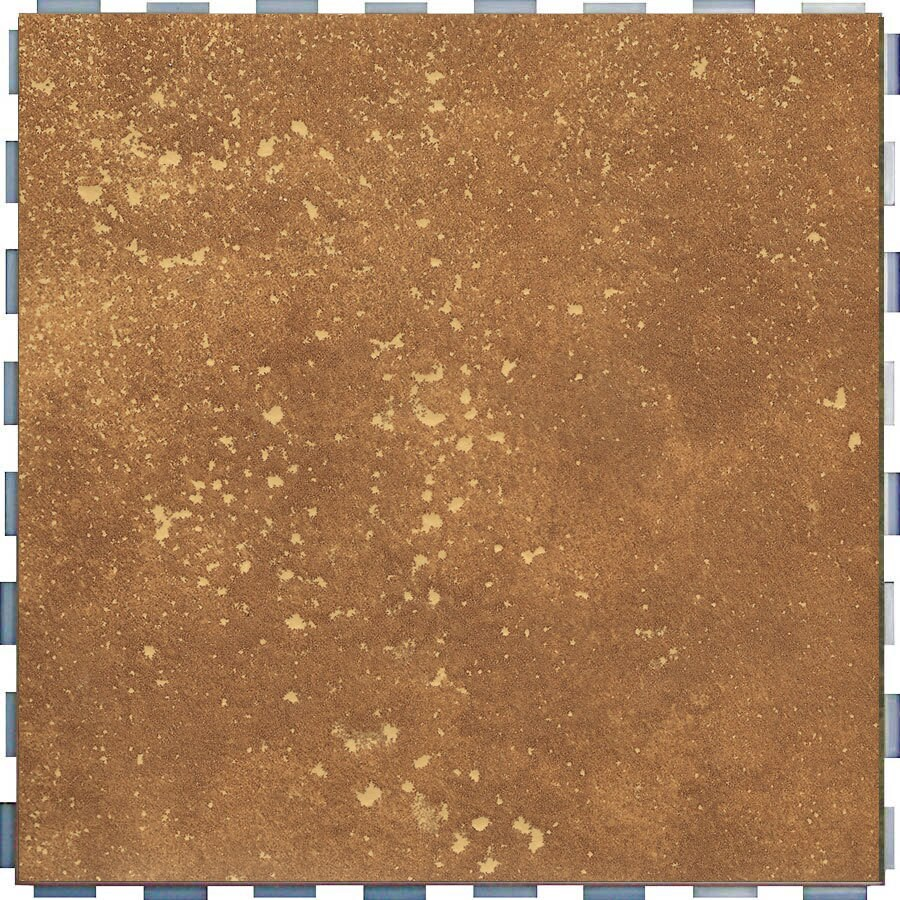 Shop SnapStone 5 Pack Rosso Porcelain Floor Tile Common 12 In X 12
