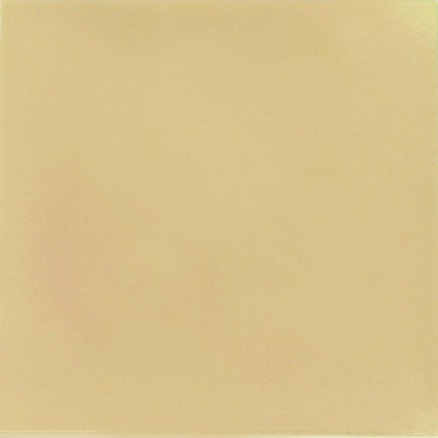 Solistone Hand-Painted Ceramic 10-Pack Crema Ceramic Wall Tile (Common: 6-in x 6-in; Actual: 6-in x 6-in)