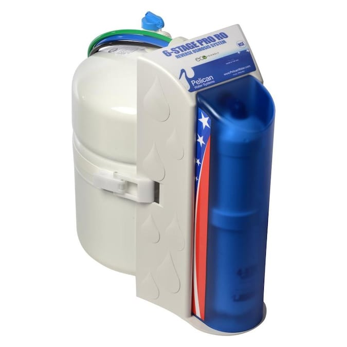 Pelican Water 104863 Replacement Membrane Reverse Osmosis Drinking Water System Filter White